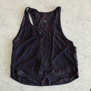 Lululemon Double Layer Tank